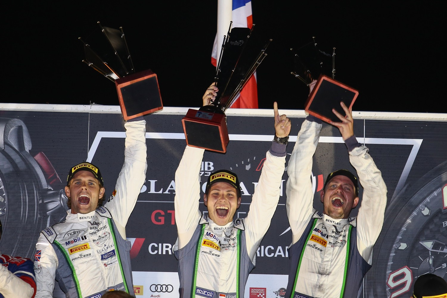 Bentley Team M-Sport takes first endurance win since 2014