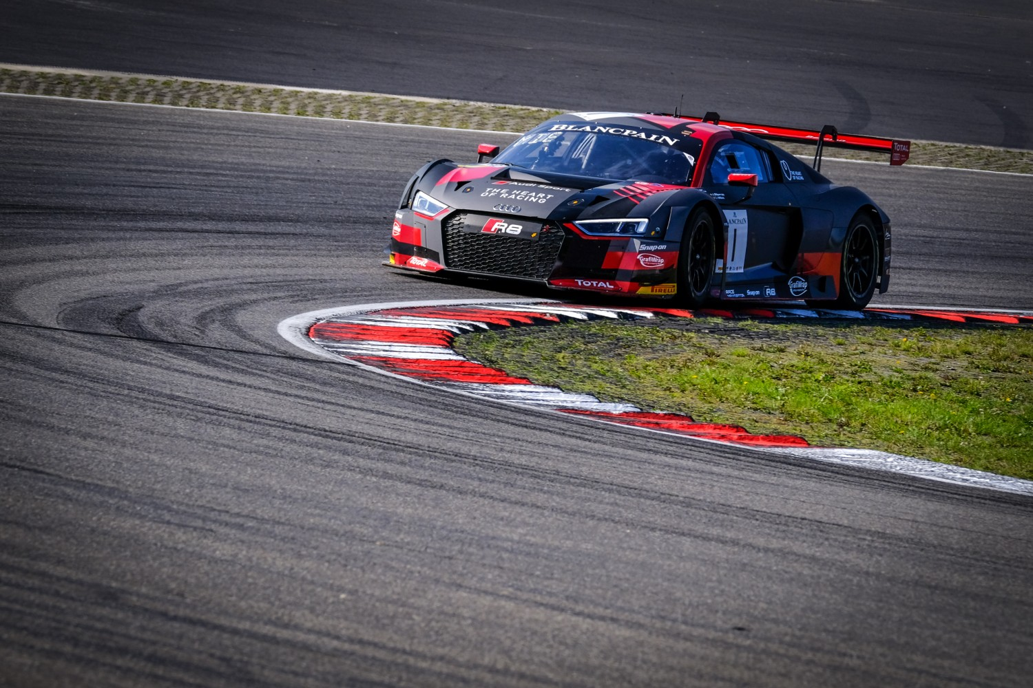 Belgian Audi Club Team WRT takes crucial Nürburgring victory following time penalty for Grasser-Lamborghini