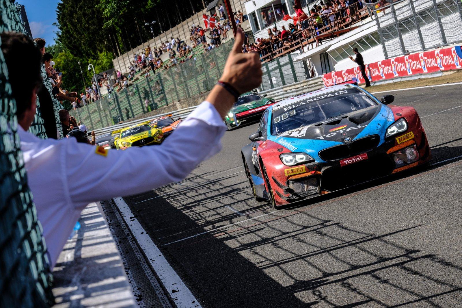 Walkenhorst Motorsport to defend Total 24 Hours of Spa victory in 2019