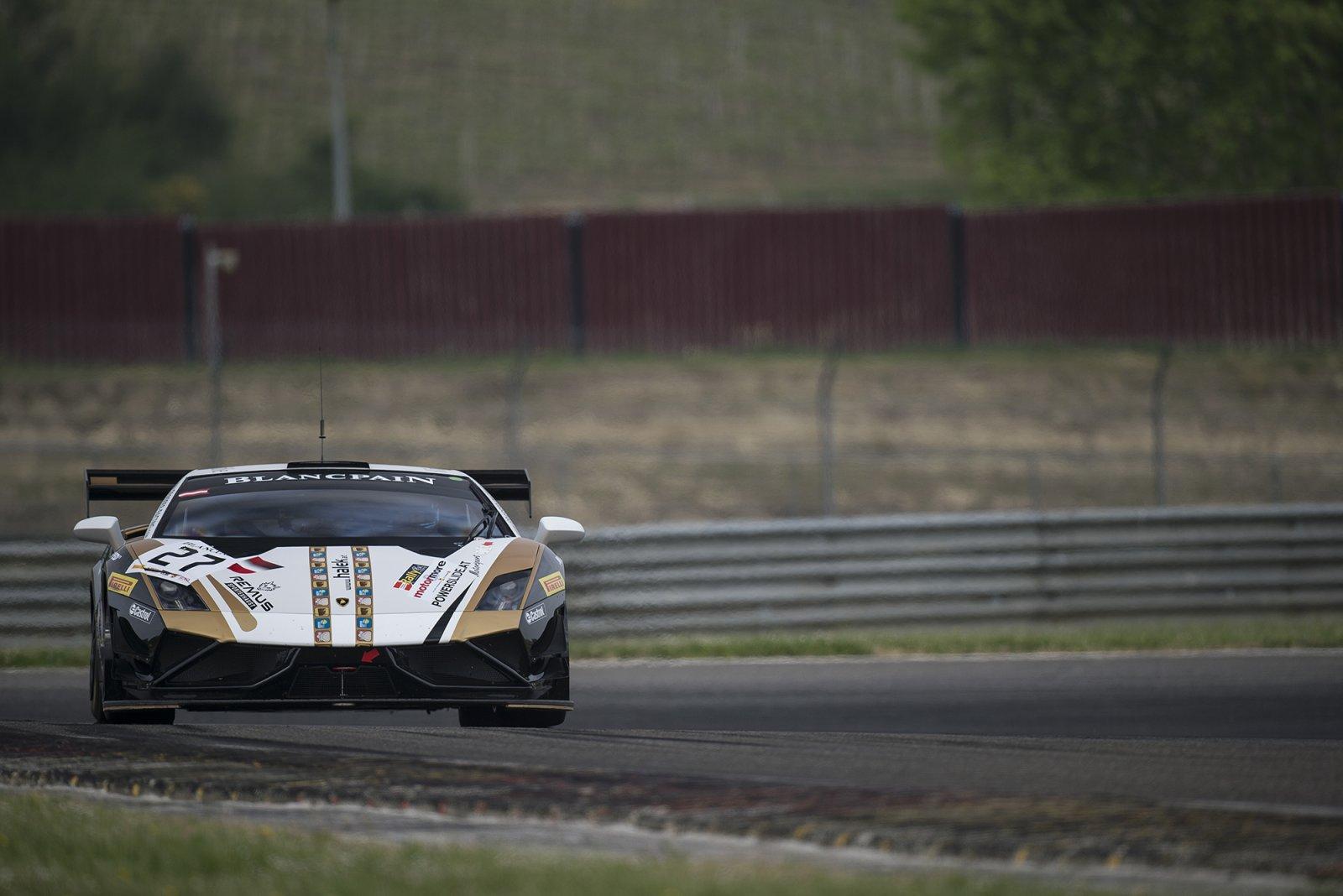 Stefan Landmann to join Grasser Racing Team for the Blancpain Sprint Series
