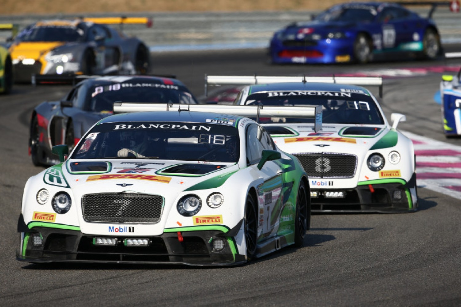 THREE CONTINENTAL GT3S TO CONTEST 24 HOURS OF SPA