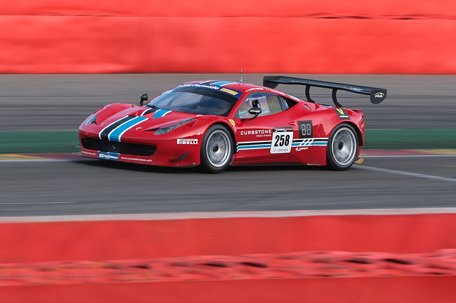 Curbstone Corse enters Total 24 Hours of Spa