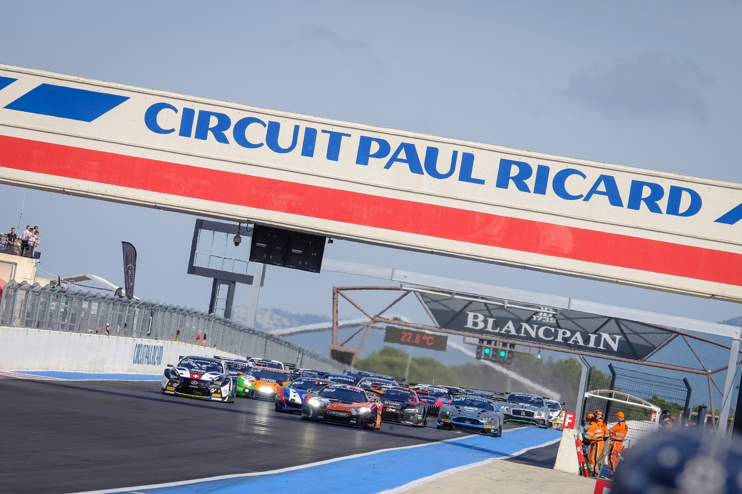 Emil Frey Lexus Racing snatches dramatic maiden victory with final-lap pass at Circuit Paul Ricard 1000km