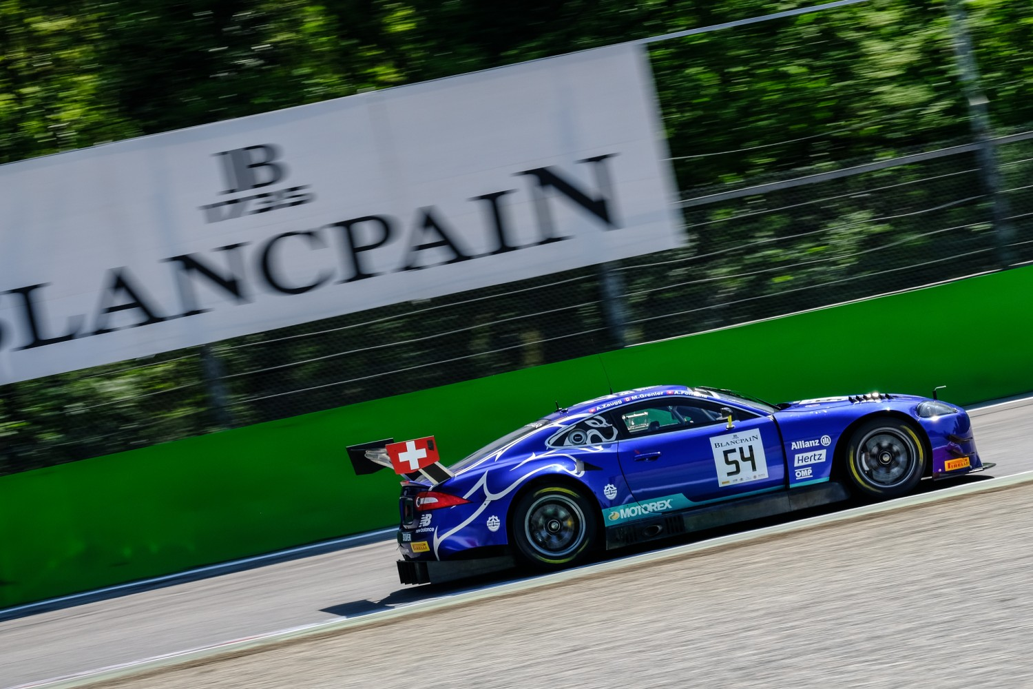 Emil Frey Jaguar Racing to race at Total 24 hours of Spa