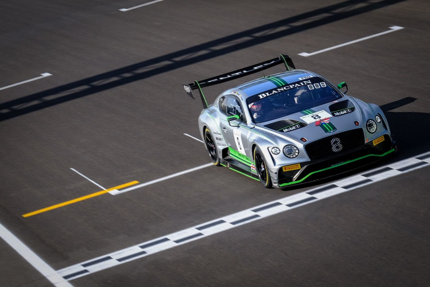 """""""It's the big one"""" – Matthew Wilson discusses Bentley Team M-Sport's preparations for the Total 24 Hours of Spa"""