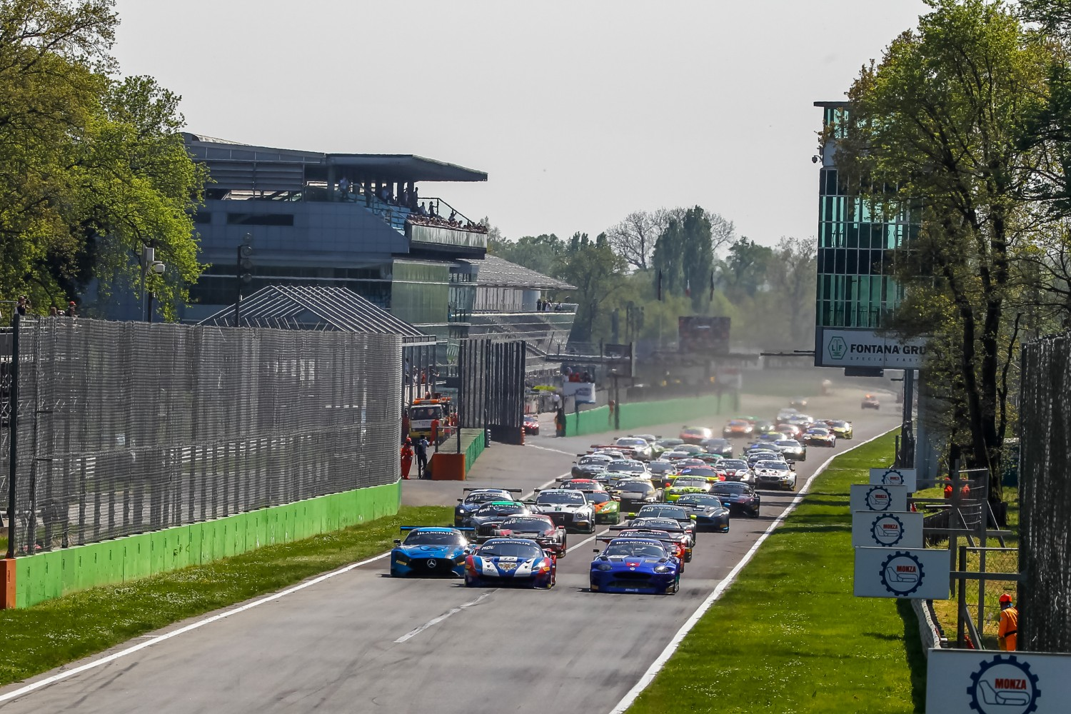 WEEKEND ROUND-UP: Monza serves up sizzling Endurance Cup opener