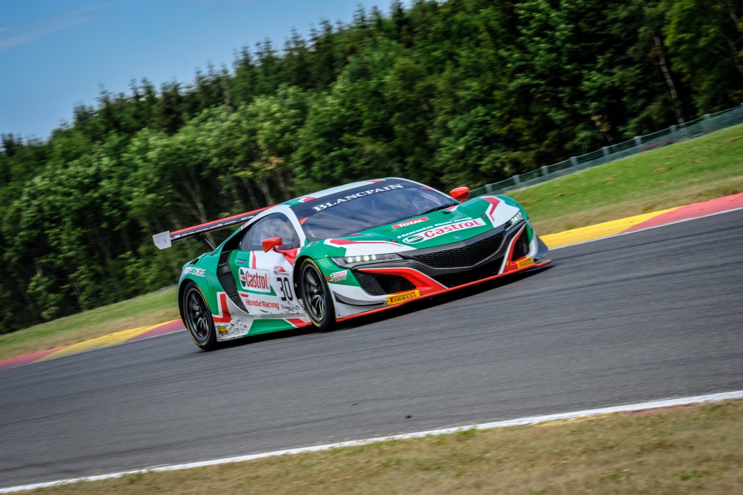 Riccardo Patrese and Loic Depailler to complete the Honda Castrol Racing line-up for the Total 24 Hours of Spa