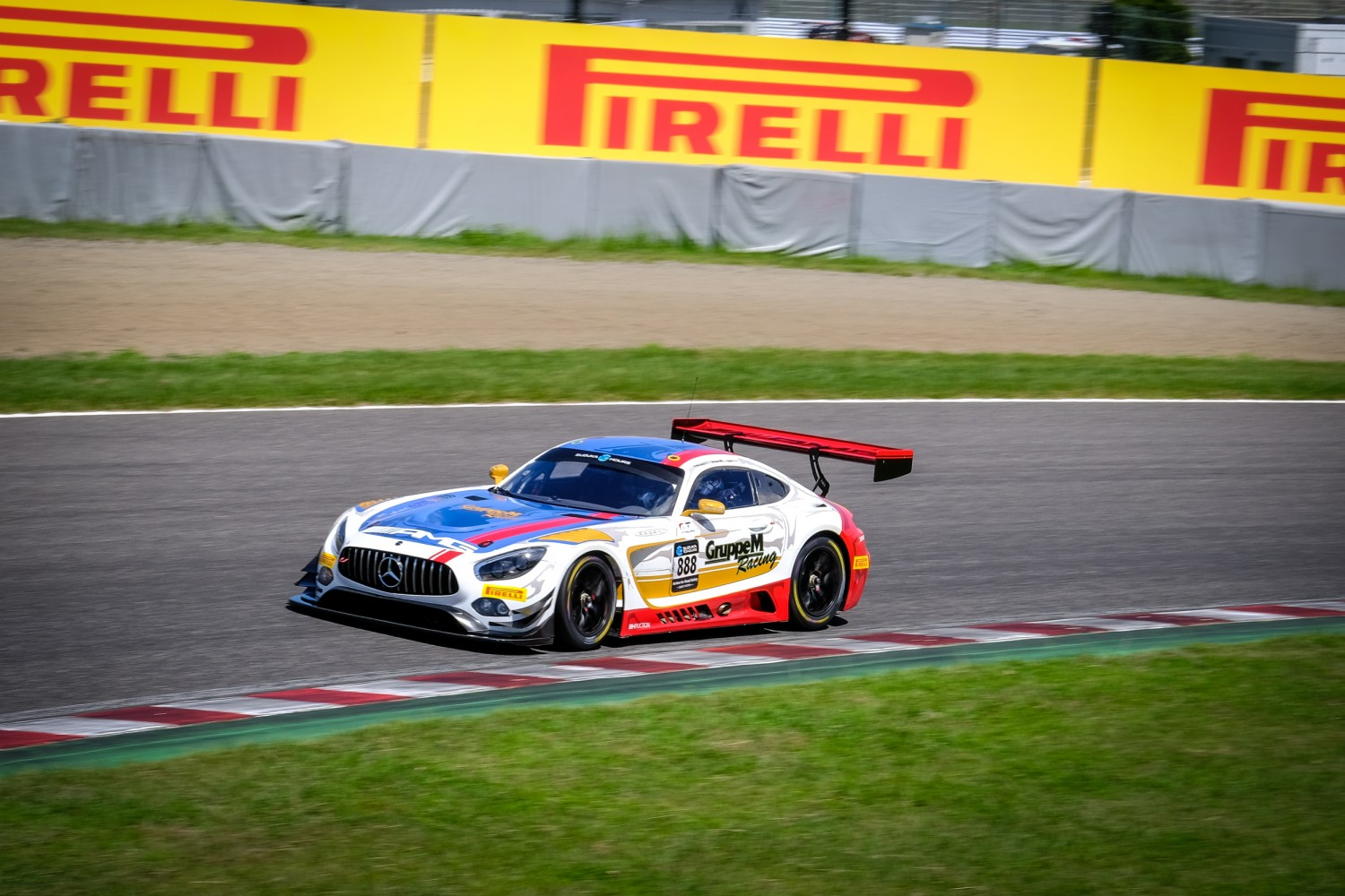 Mercedes-AMG and GruppeM claim Suzuka 10 Hours victory