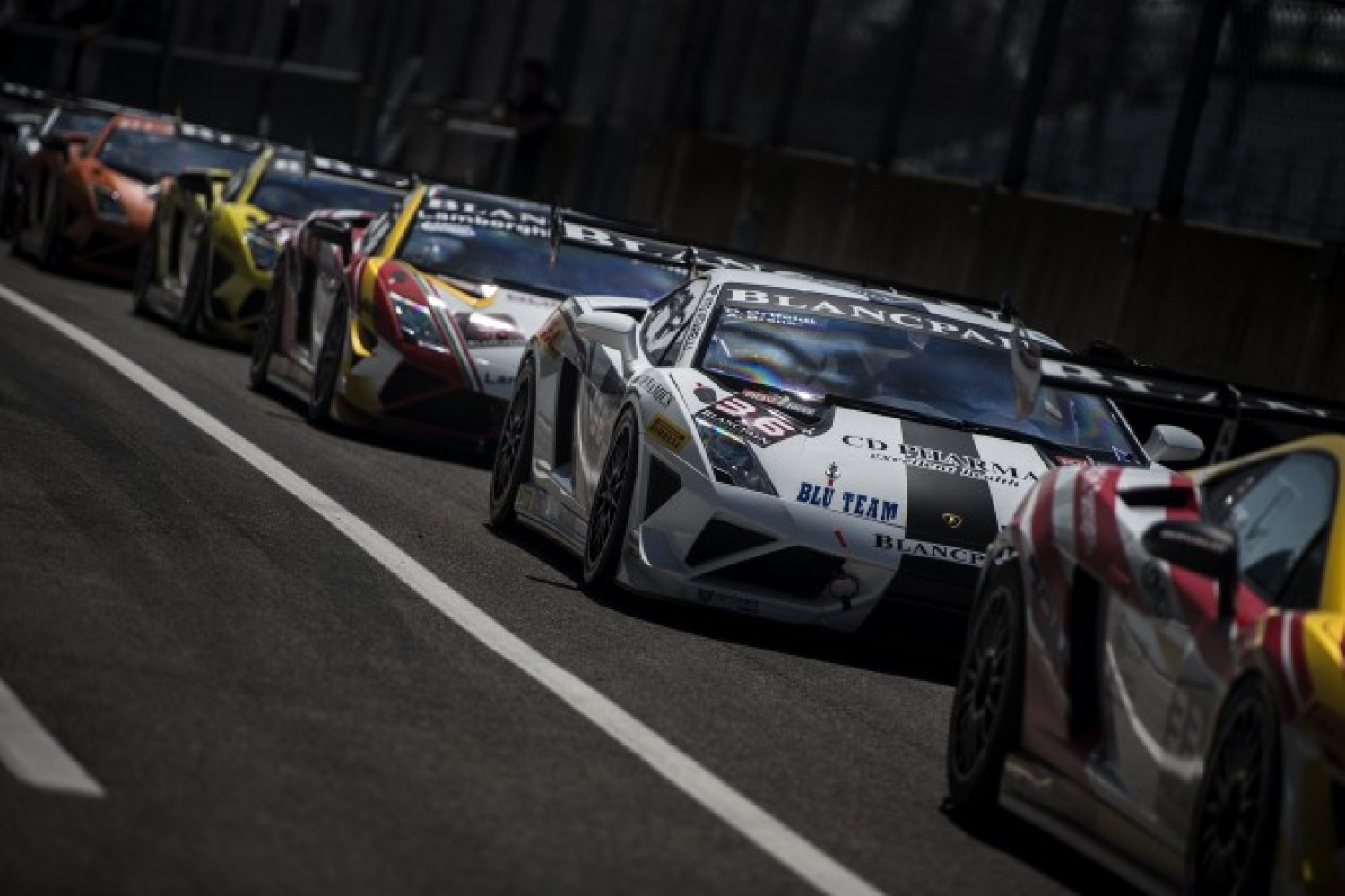 Full House for the 2014 Blancpain GT Series