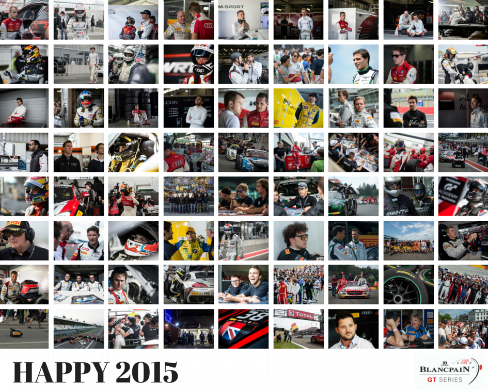 We wish you a wonderful 2015