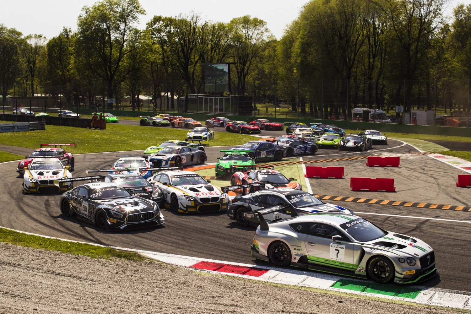 BENTLEY MOTORSPORT ANNOUNCES EXPANDED ENDURANCE  PROGRAMME FOR 2019