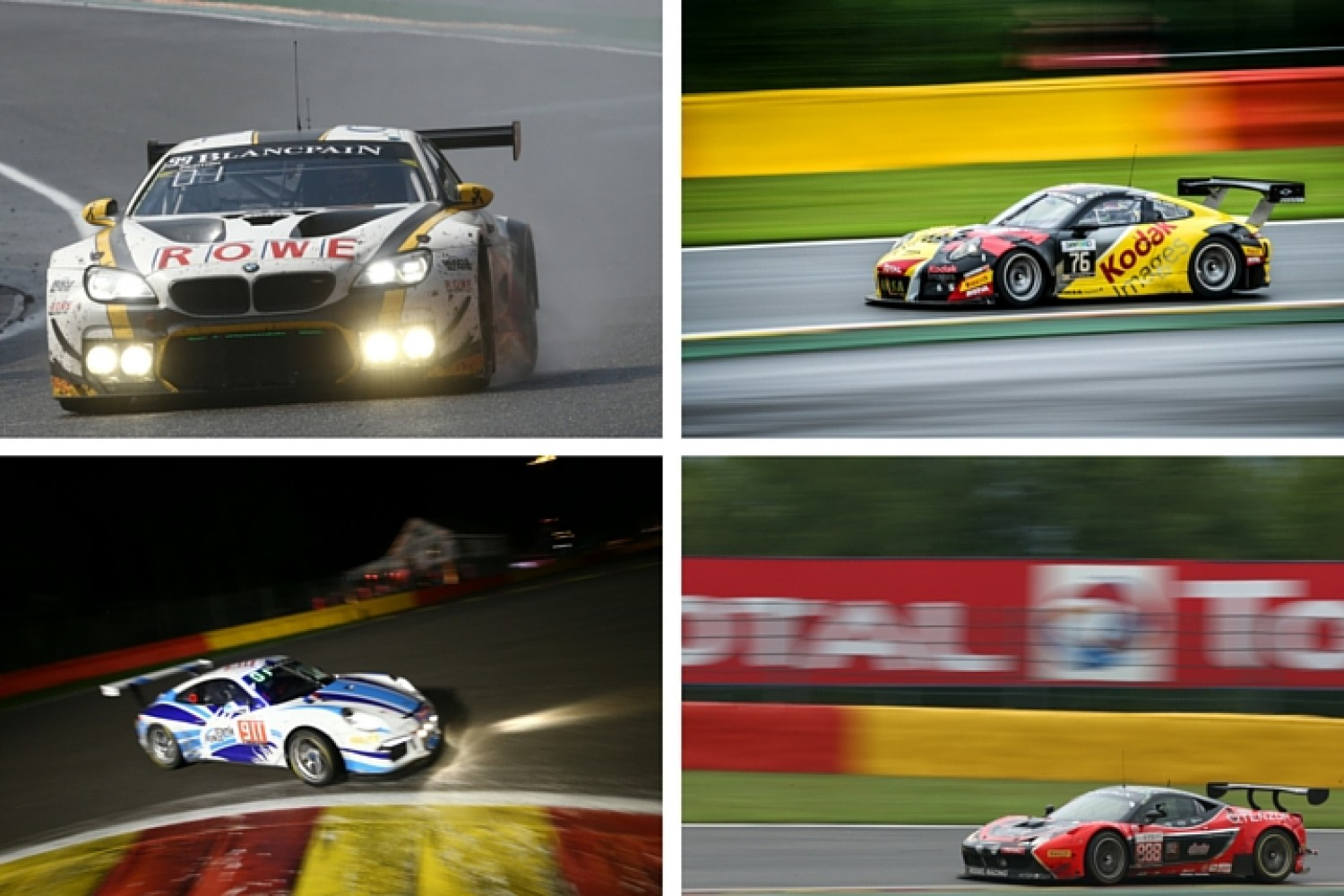 BMW wins eventful Total 24 Hours of Spa after epic finish
