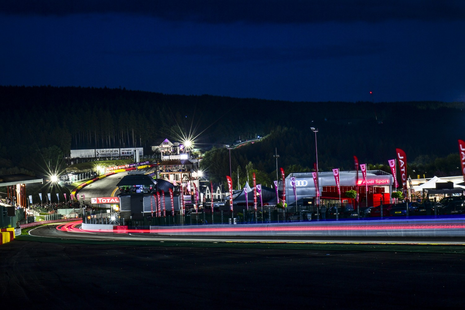 Class glory on the line at Total 24 Hours of Spa
