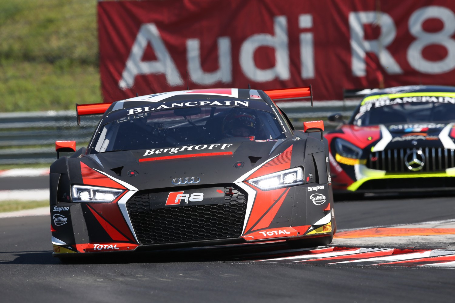 Frijns pips Schmid to pace Free Practice 1 in Hungary