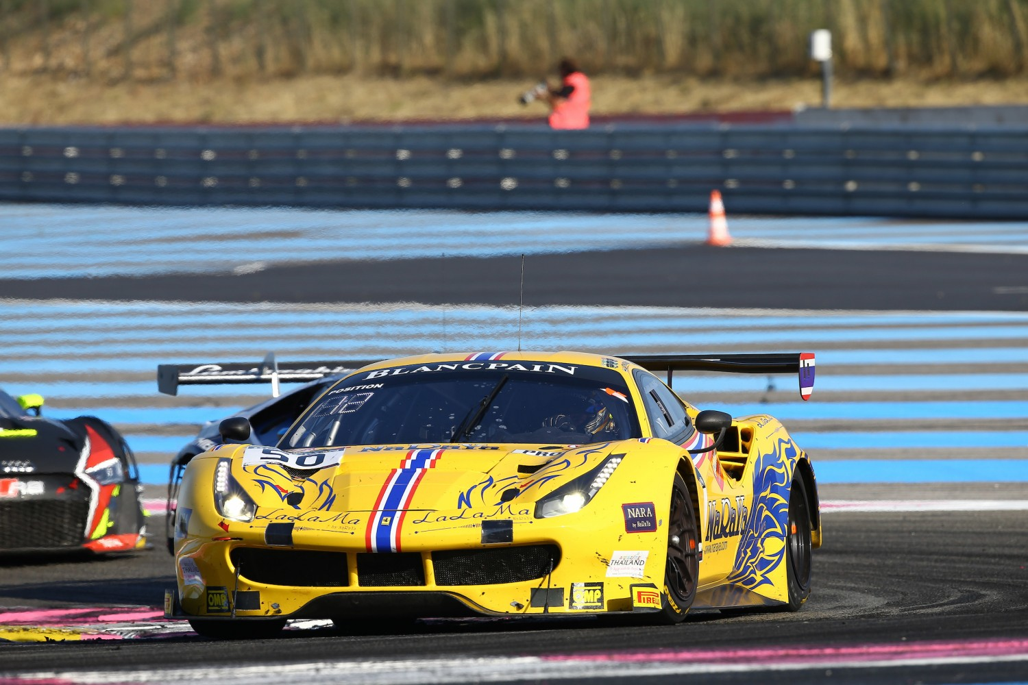 Top-10 of 2016: Alessandro Pier Guidi at Paul Ricard