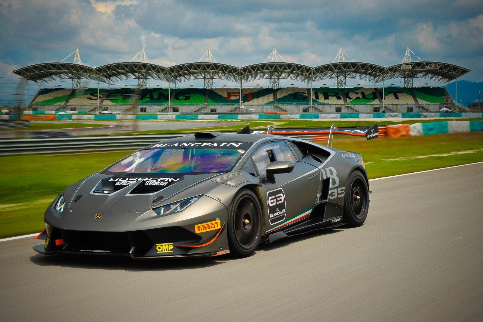 Lamborghini Blancpain Super Trofeo again joins forces with Blancpain Endurance Series