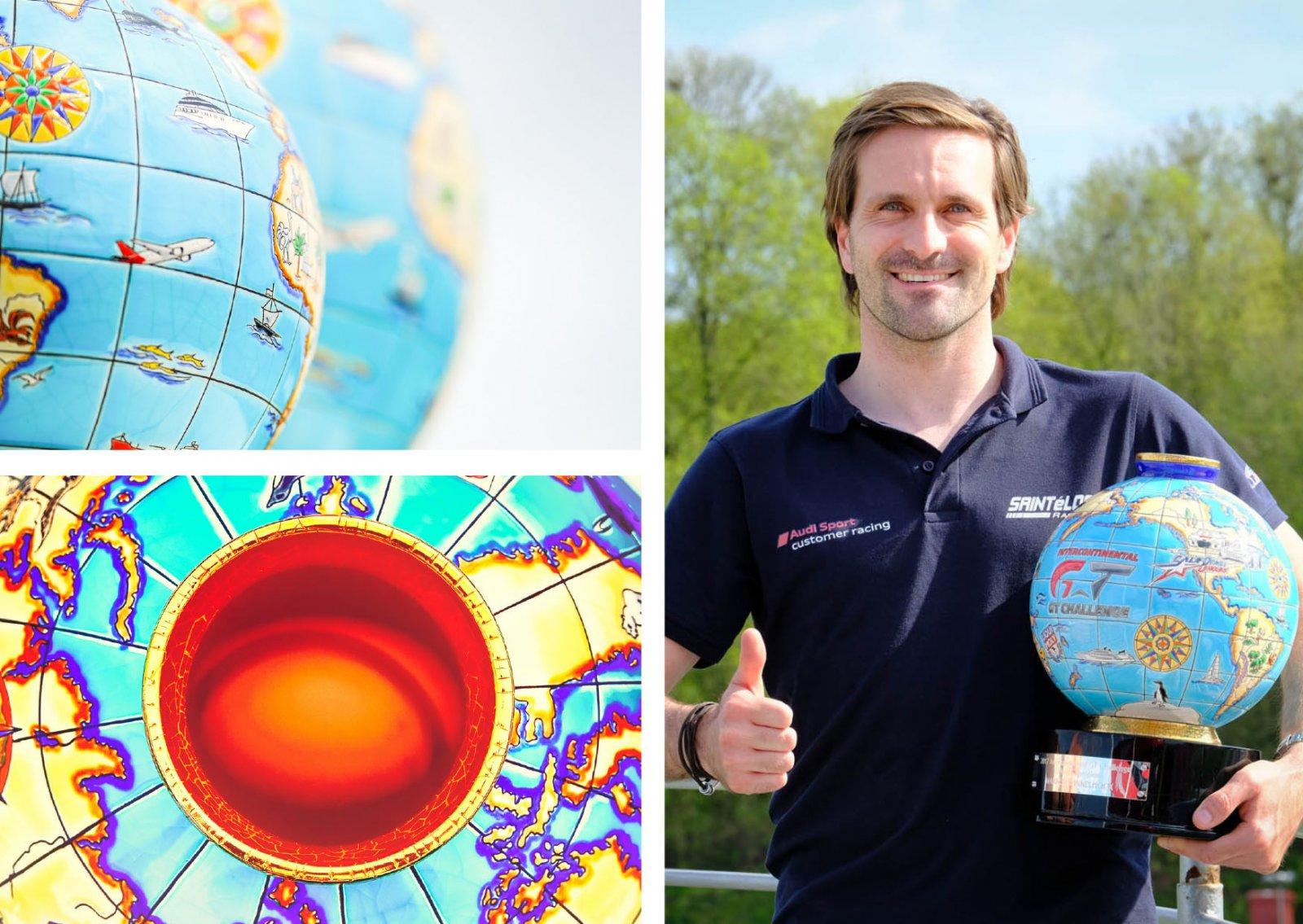 "Winkelhock: ""The coolest trophy I have ever received"""