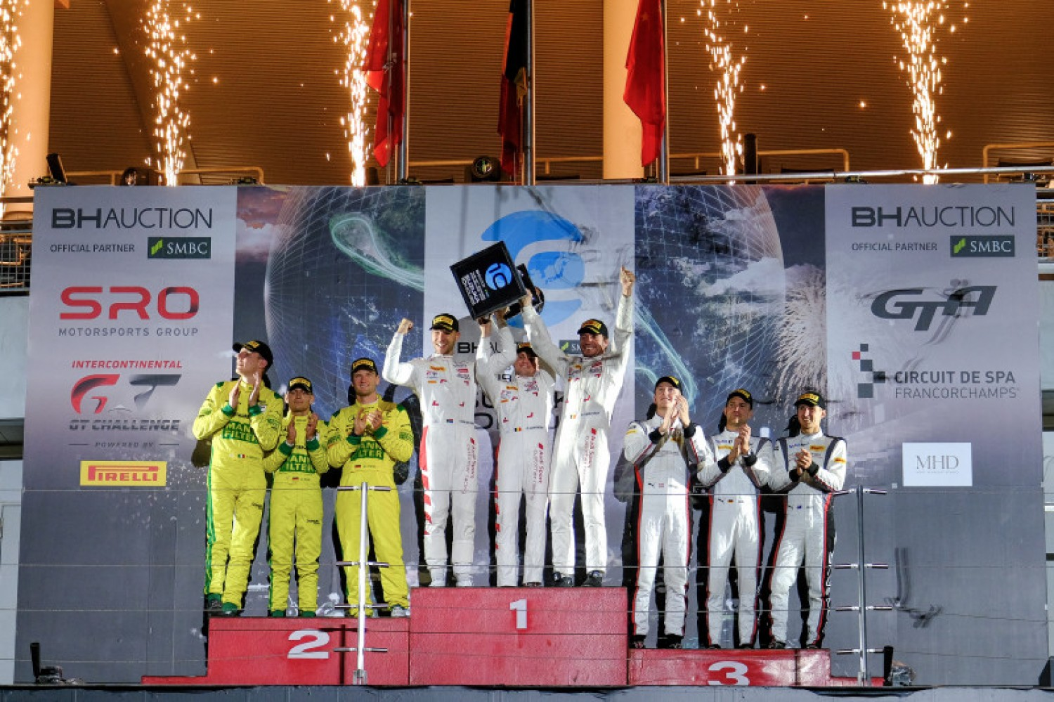 Audi Sport Team WRT secures dominant Suzuka 10 Hours victory