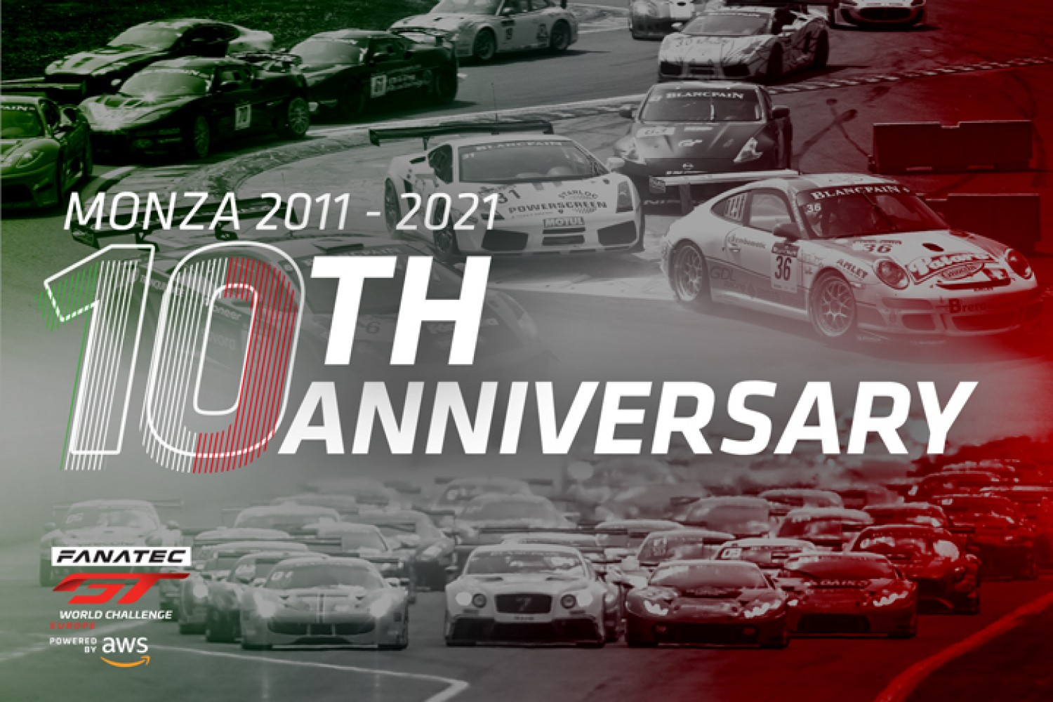 Endurance Cup celebrates 10-year anniversary of maiden race at Monza