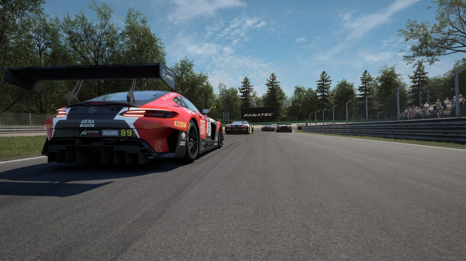 Plans revealed for pioneering Fanatec GT World Challenge Europe Powered by AWS Esports Cup