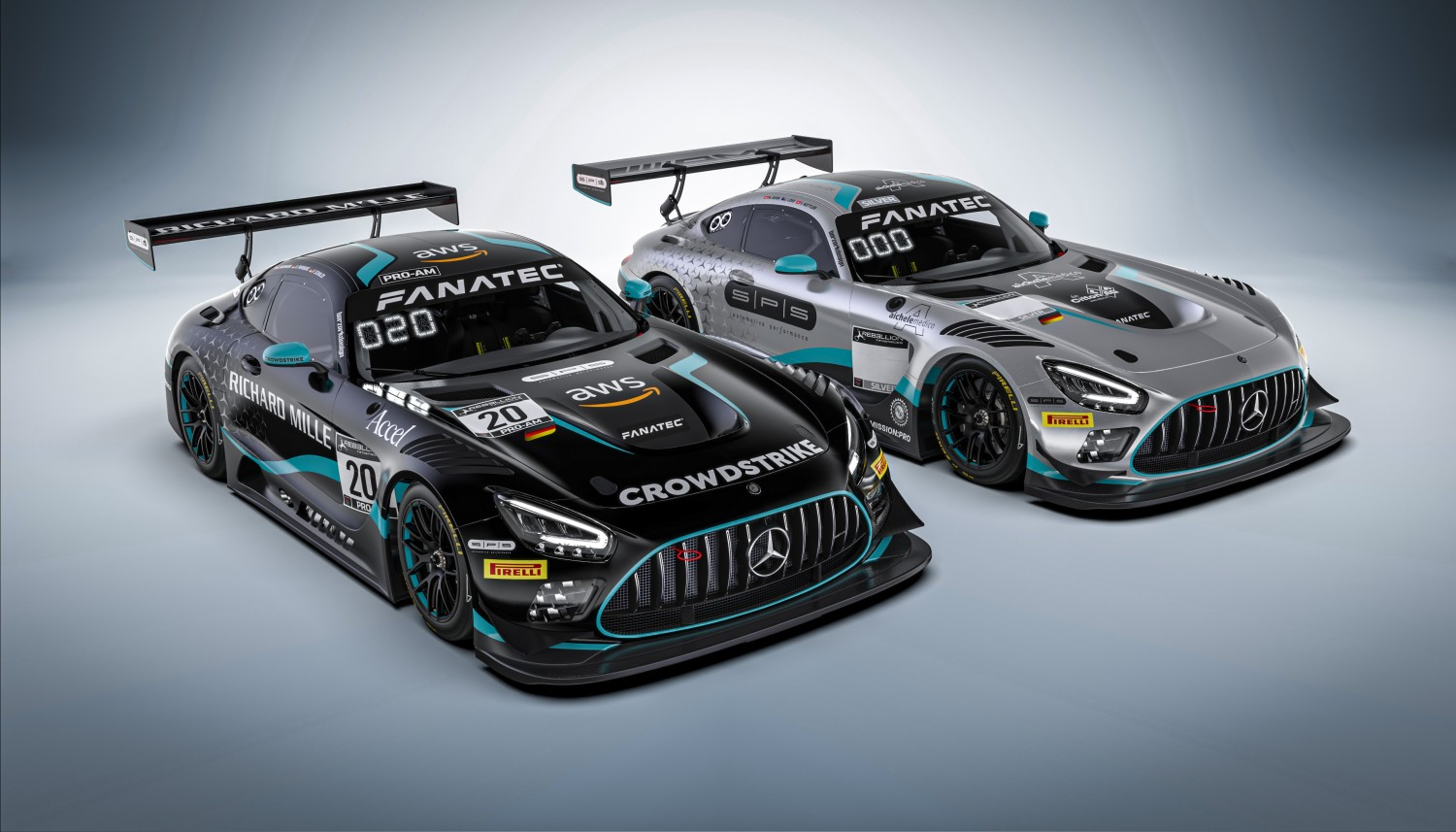 Mercedes-AMG squad SPS automotive performance commits to Endurance and Sprint in 2021