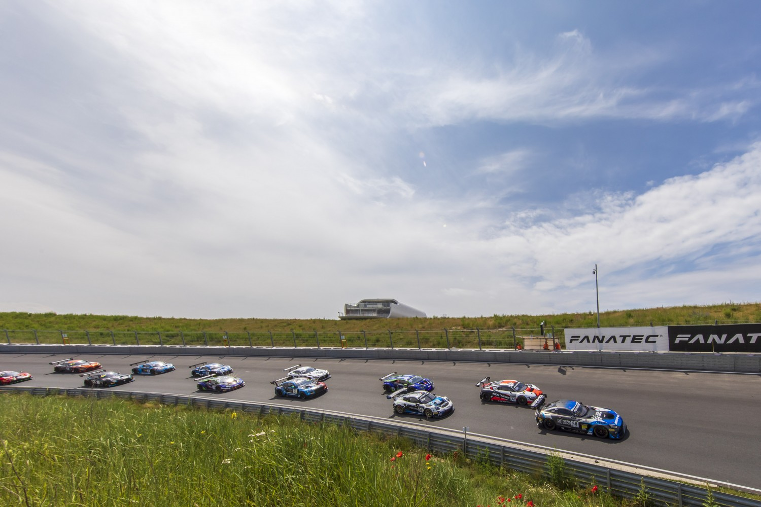 Costa and Siedler complete Zandvoort sweep for Emil Frey Racing Lamborghini in rollercoaster Sprint Cup contest