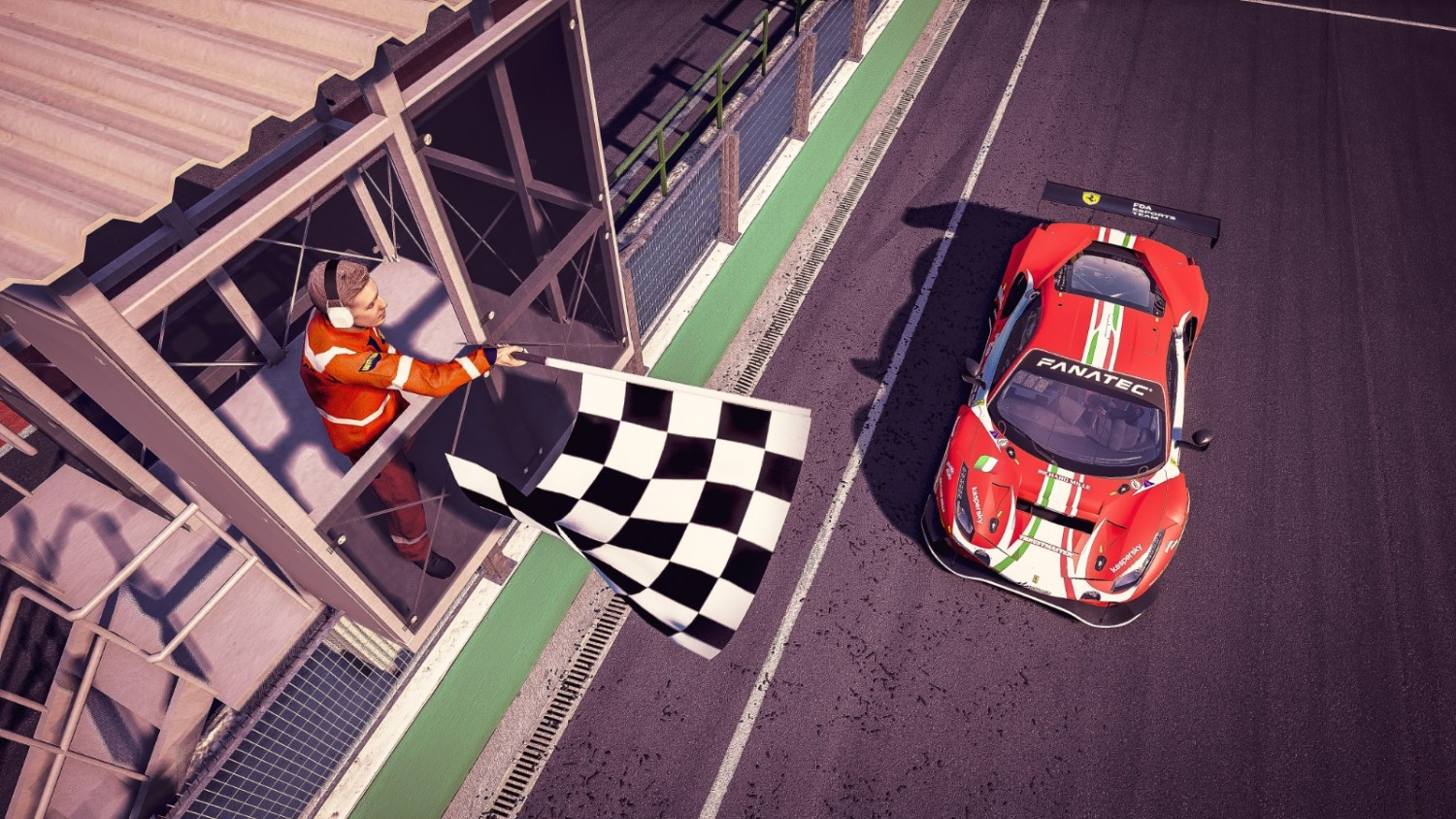 ESPORTS: Ferrari ace Tonizza opens up championship advantage with measured Hungaroring victory