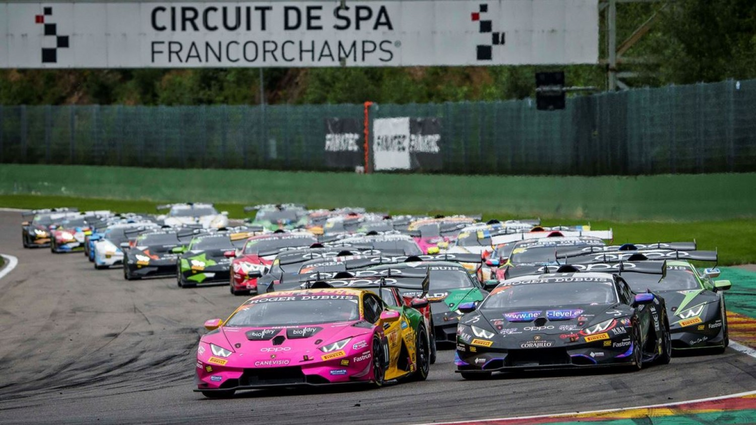 Lamborghini Super Trofeo Europe to join Fanatec GT World Challenge Europe Powered by AWS at five events in 2022