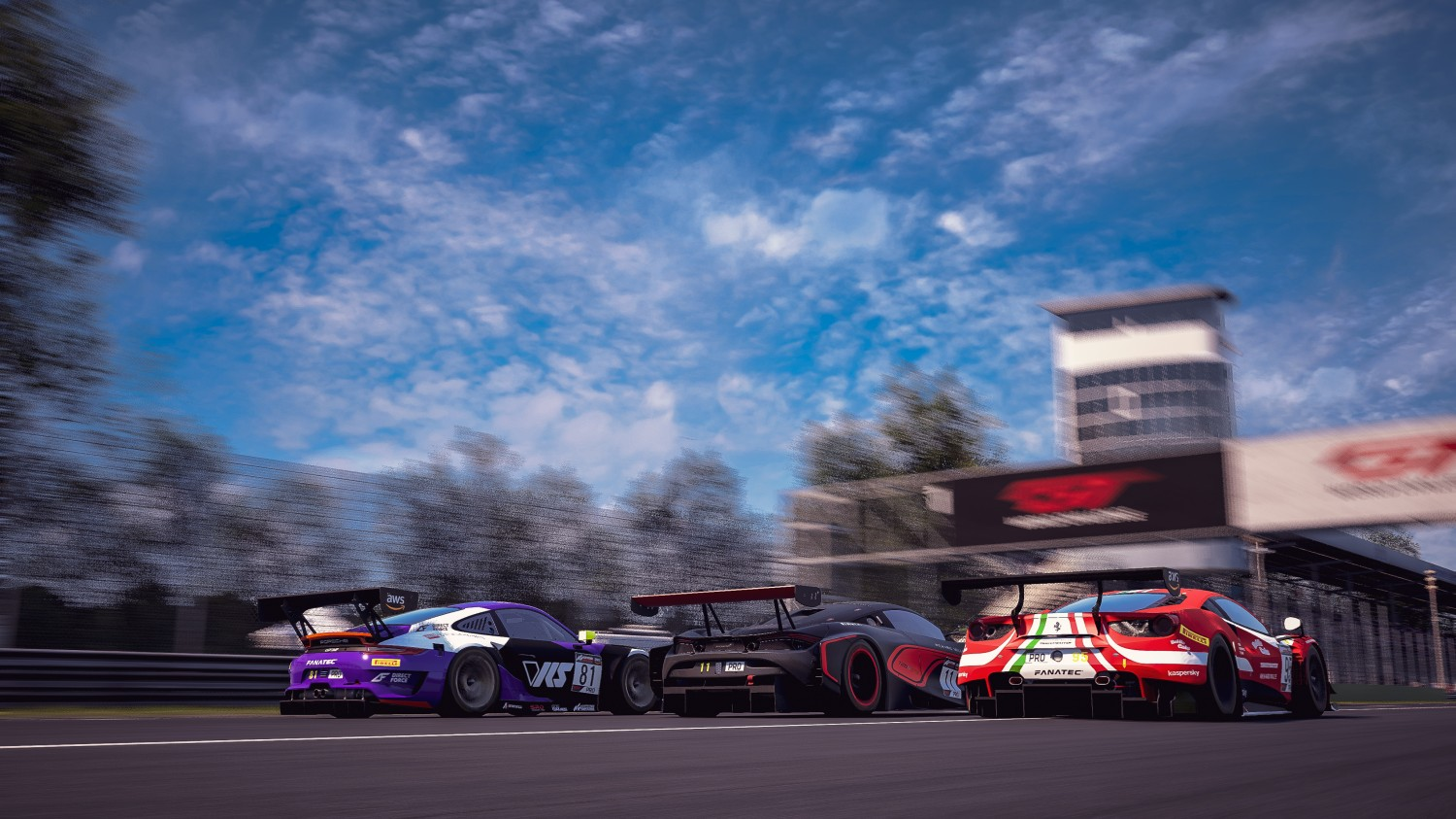 Six-hour Endurance Series contest in prospect as GT World Challenge Europe Esports tackles Circuit Paul Ricard