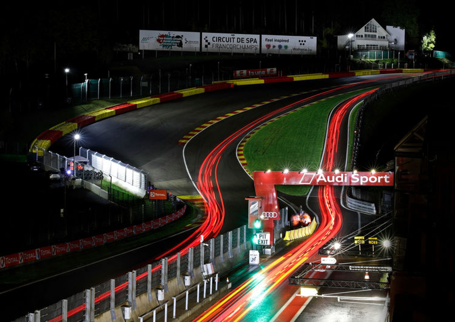 Audi Sport with strong teams at TotalEnergies 24 Hours of Spa