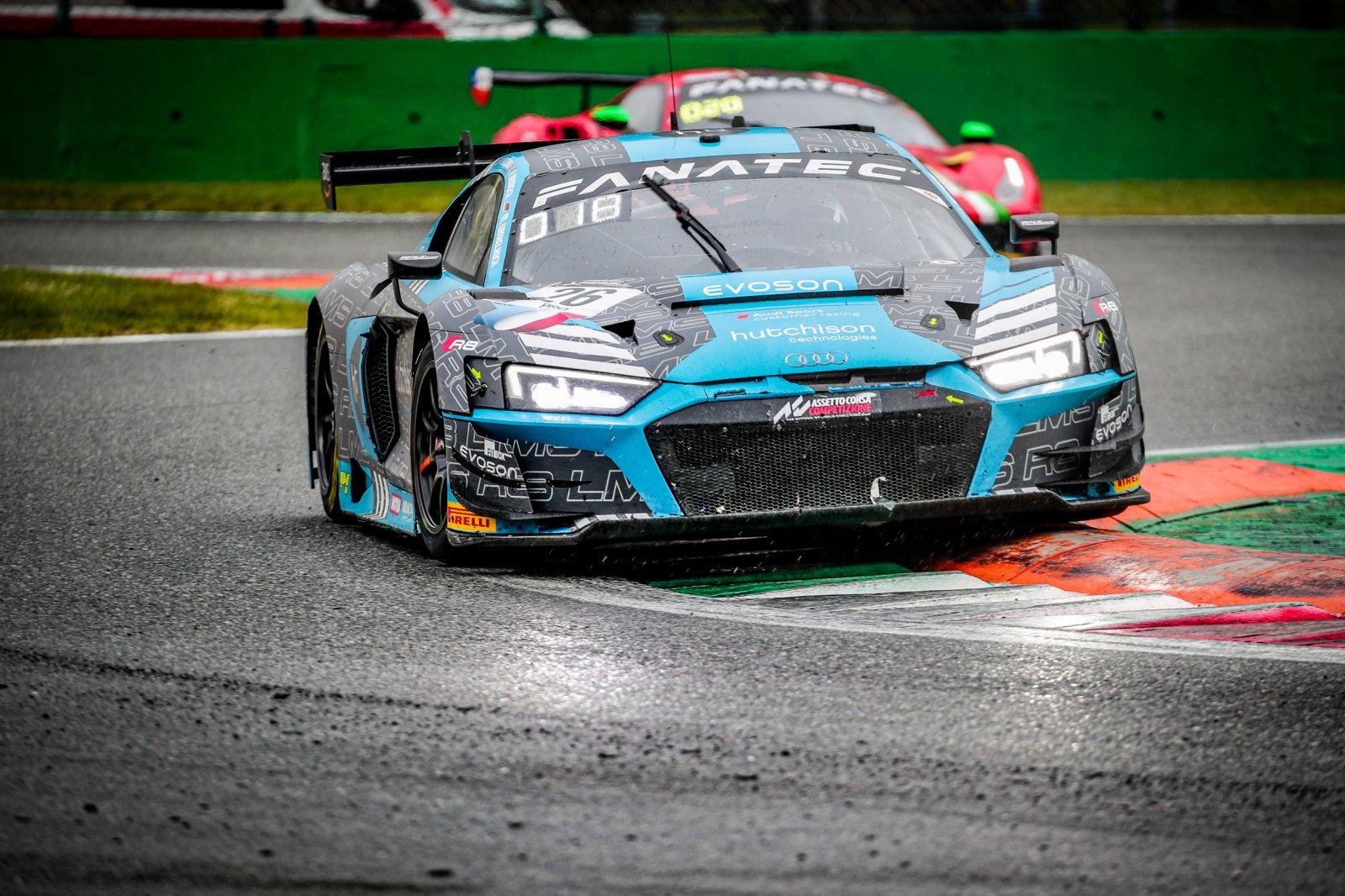 Sprint Cup grid grows to 30 cars as Saintéloc Racing adds third Audi for Misano