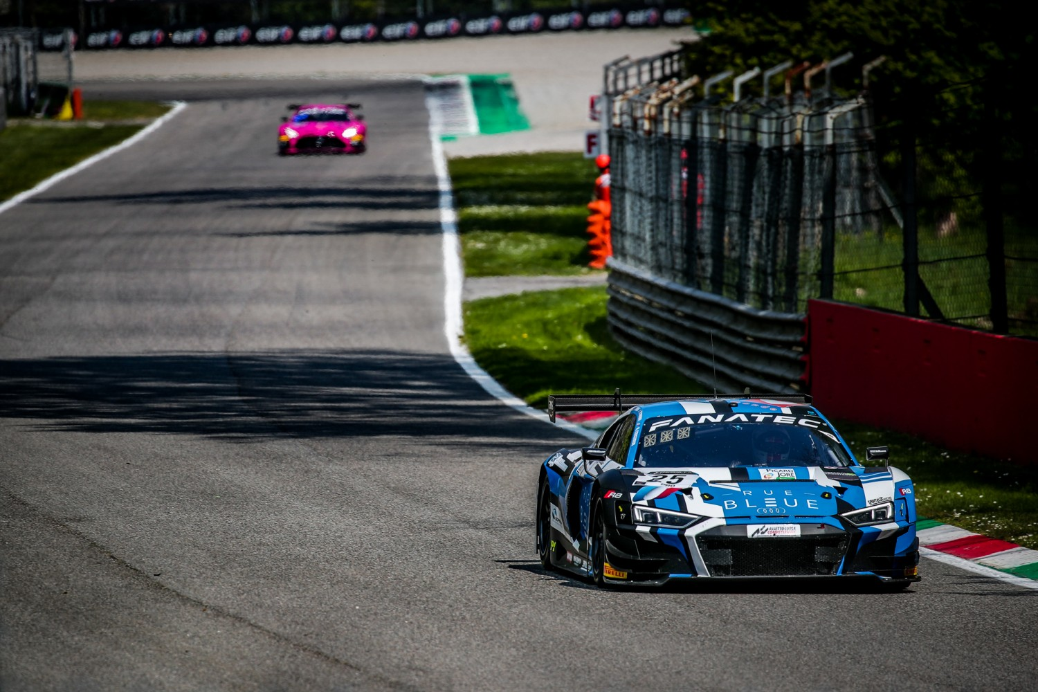 Tambay sends Saintéloc Audi to the front in Monza pre-qualifying