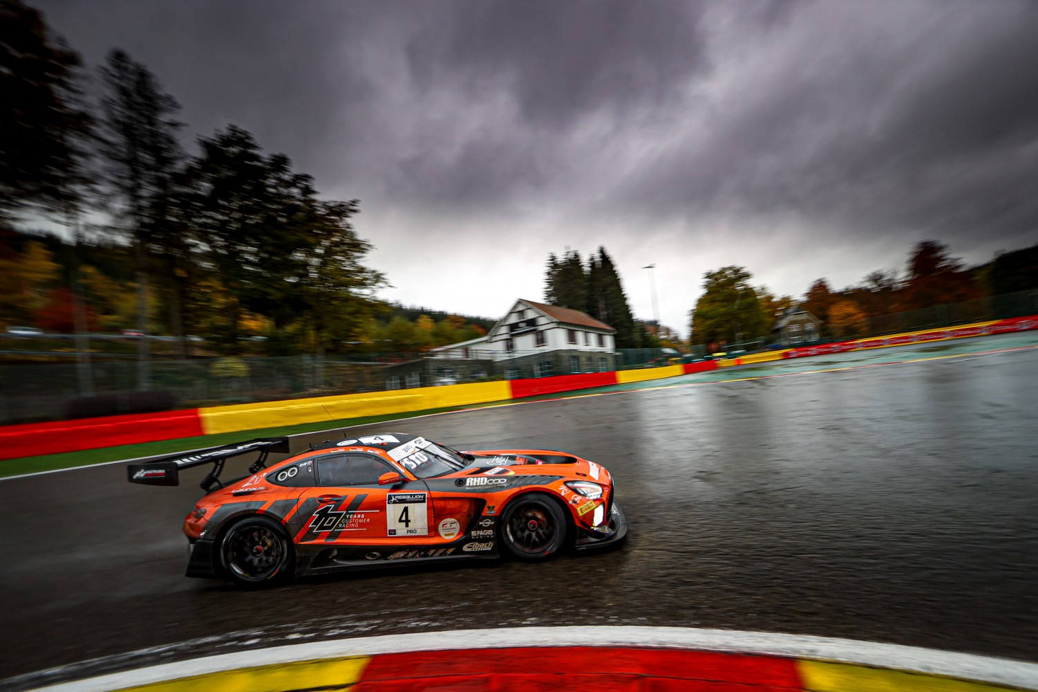 Mercedes-AMG names strengthened driver roster, targets Total 24 Hours of Spa glory