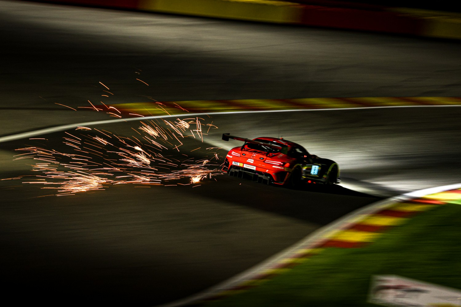 Mercedes-AMG Team AKKA ASP leads the charge to Super Pole in TotalEnergies 24 Hours of Spa qualifying