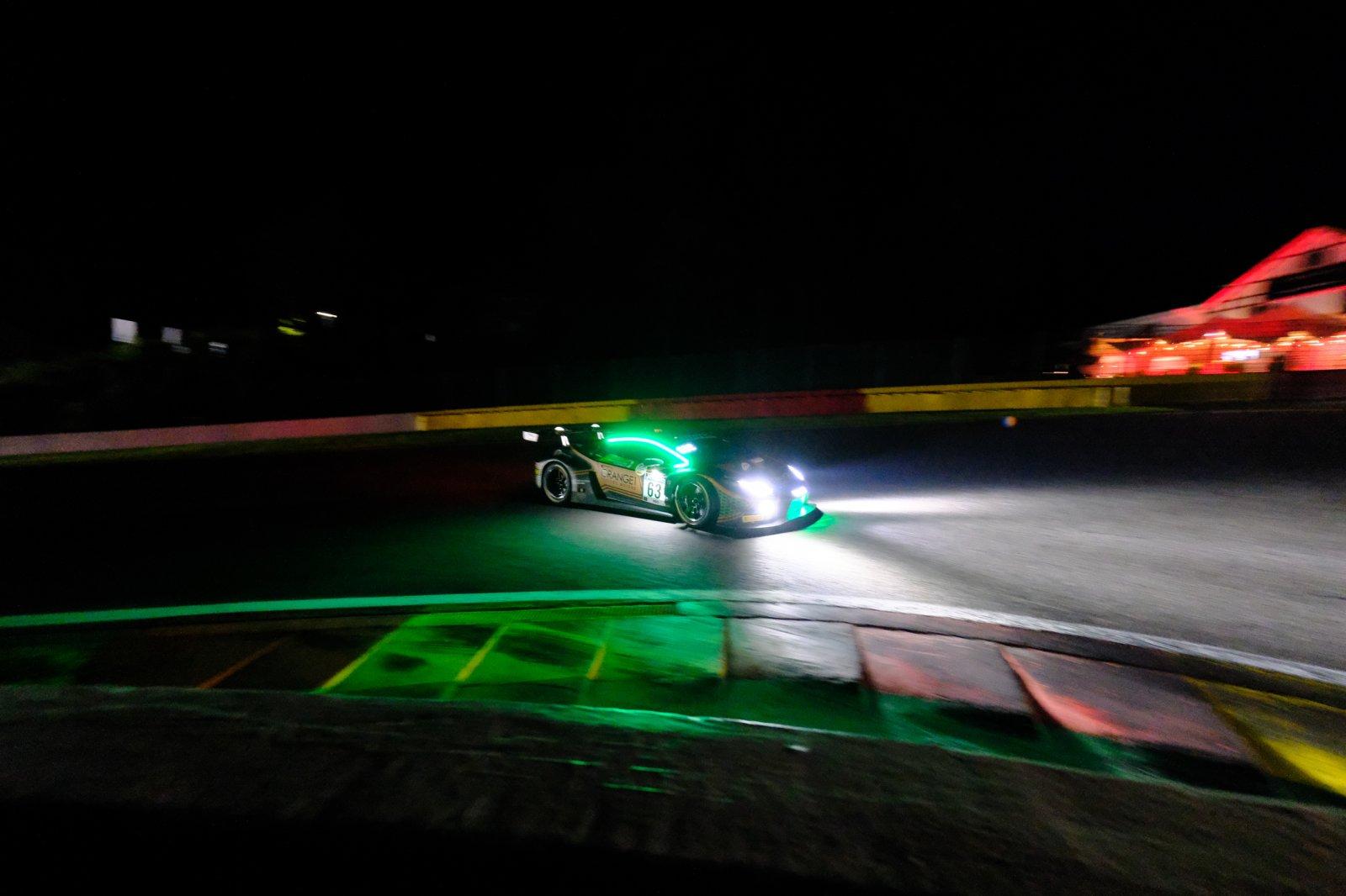 8-Hour Update: Lamborghini and Audi swap lead as battle intensifies