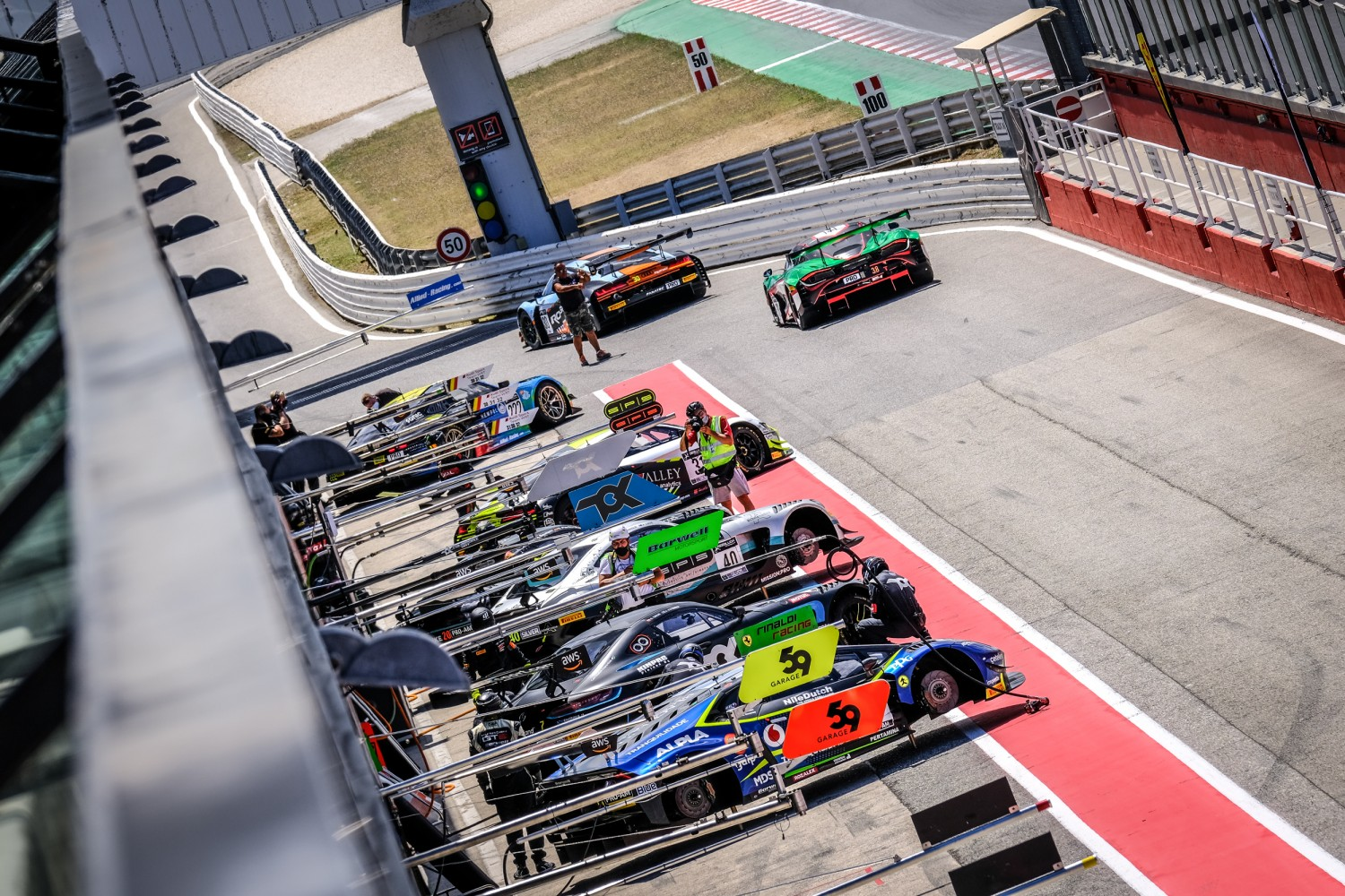 Preparations for Misano complete following extensive Thursday test