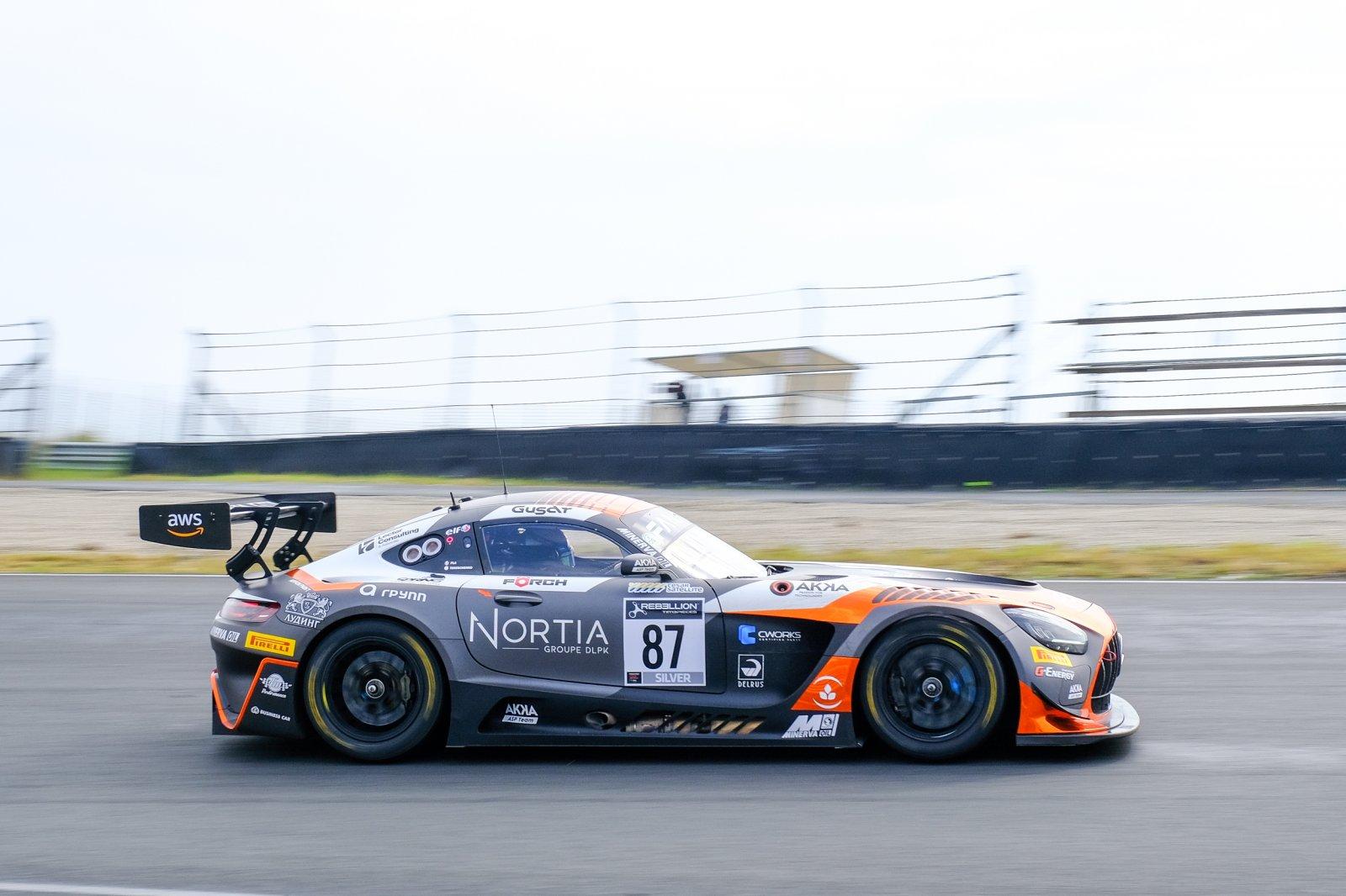Pla leads Zandvoort free practice for AKKA ASP Mercedes-AMG