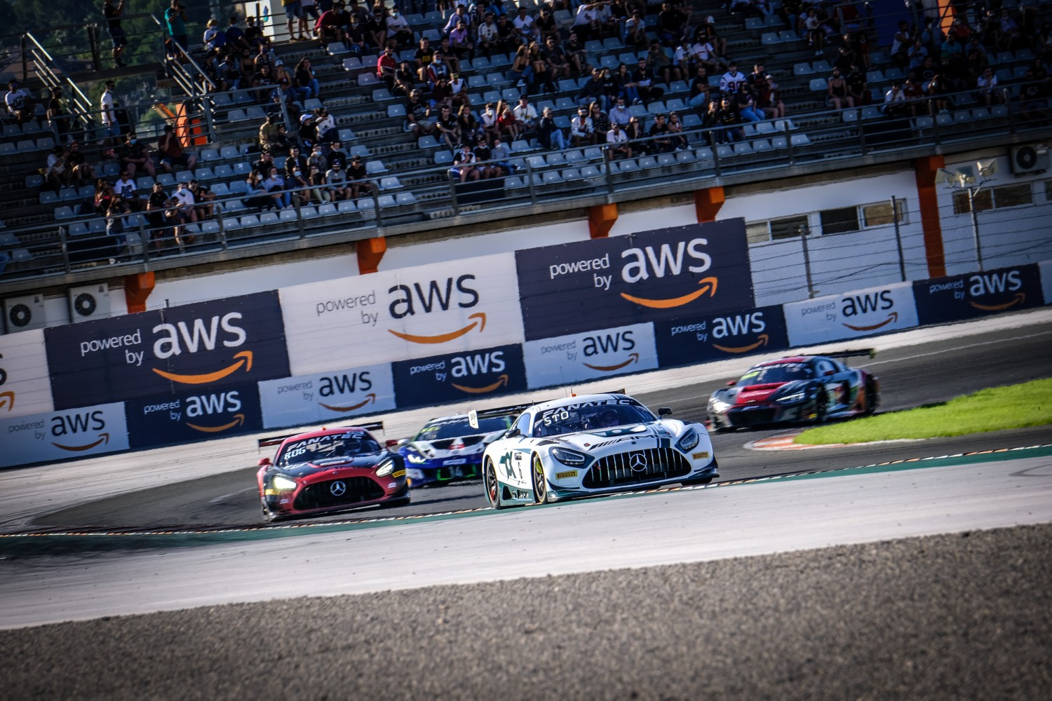 Mercedes-AMG Team Toksport WRT wins Valencia opener, Silver Cup and Pro-Am titles go to the wire