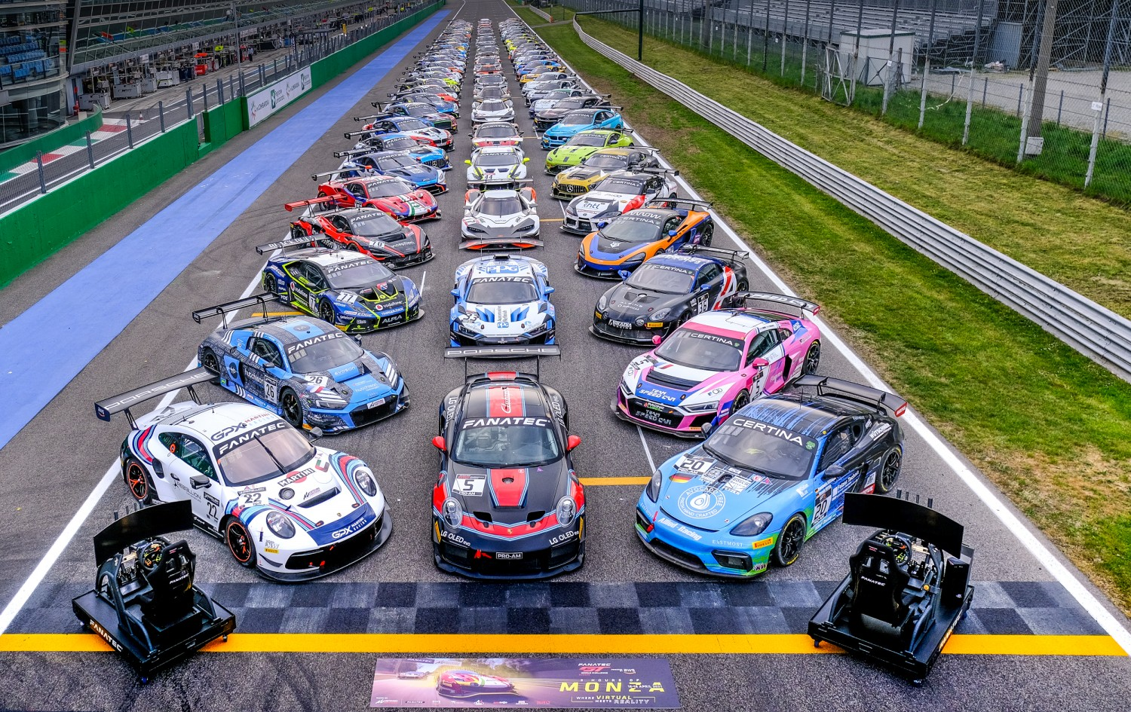 The Weekend Roundup: Monza