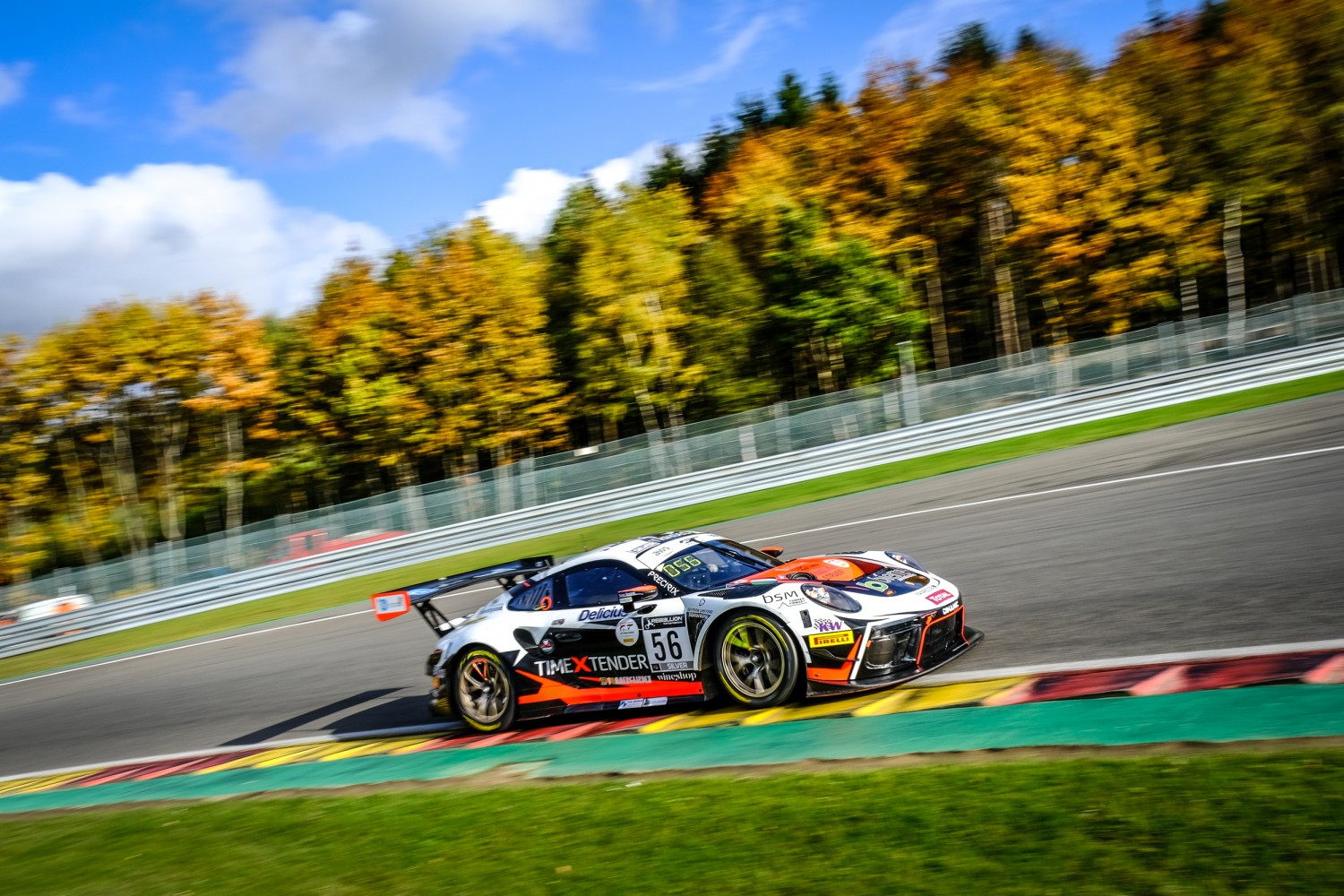 Dinamic Motorsport adds Porsche to Sprint Cup grid for Engelhart and De Leener