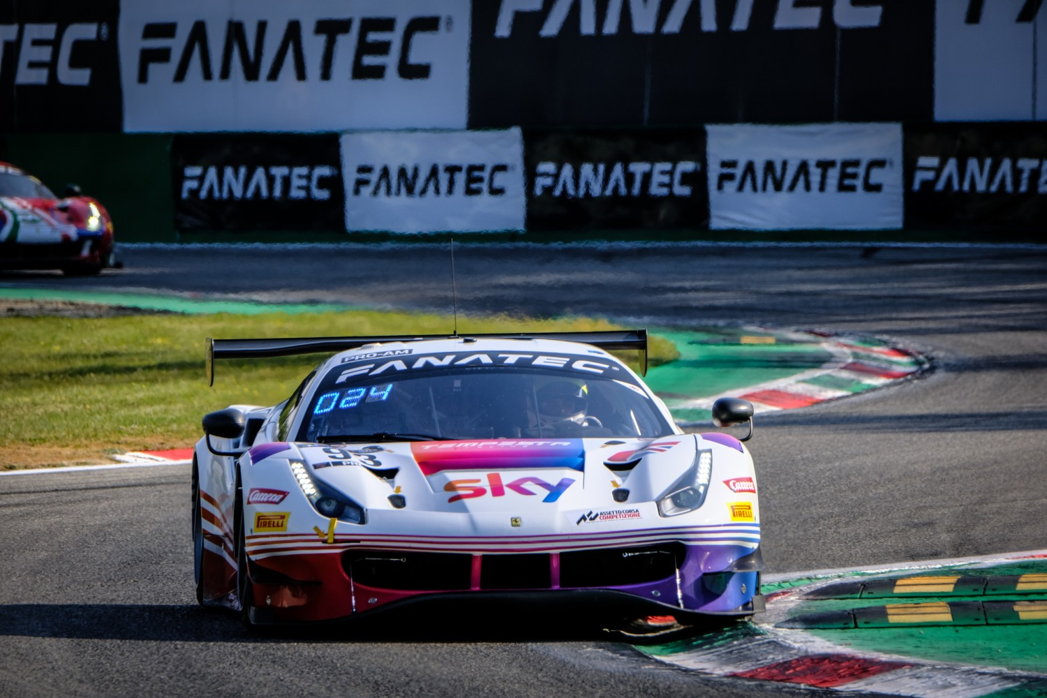 Sky Deutschland to broadcast Fanatec GT World Challenge Europe Powered by AWS in 2021