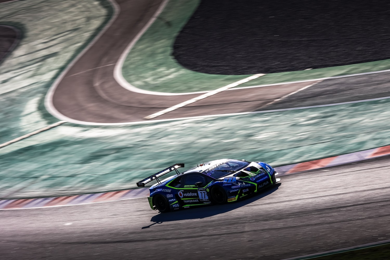 Season finale kicks off with busy day of track activity at Circuit de Barcelona-Catalunya