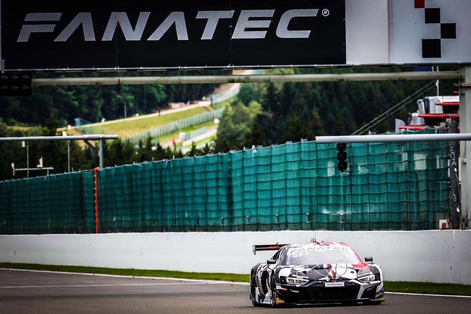 Vanthoor keeps Audi Sport Team WRT on top in pre-qualifying
