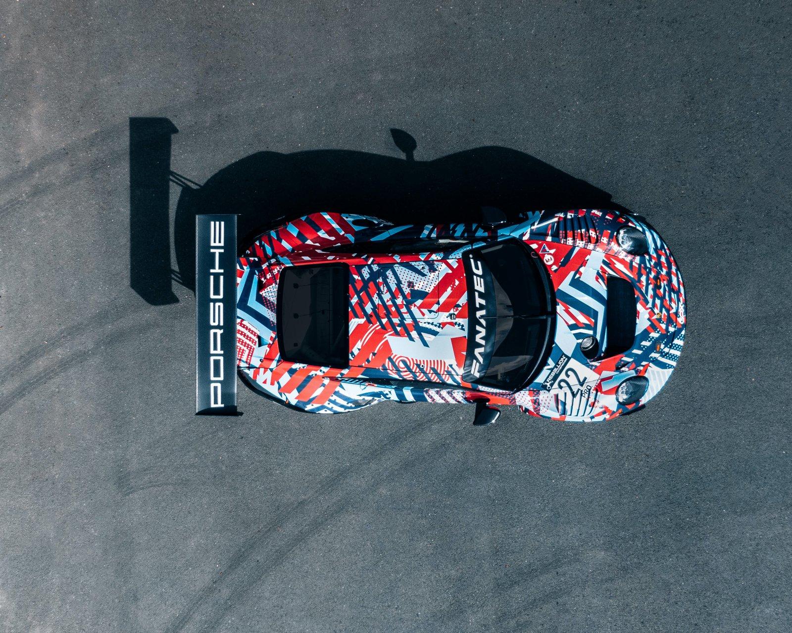 GPX Racing names Porsche factory trio for 2021 Endurance Cup programme