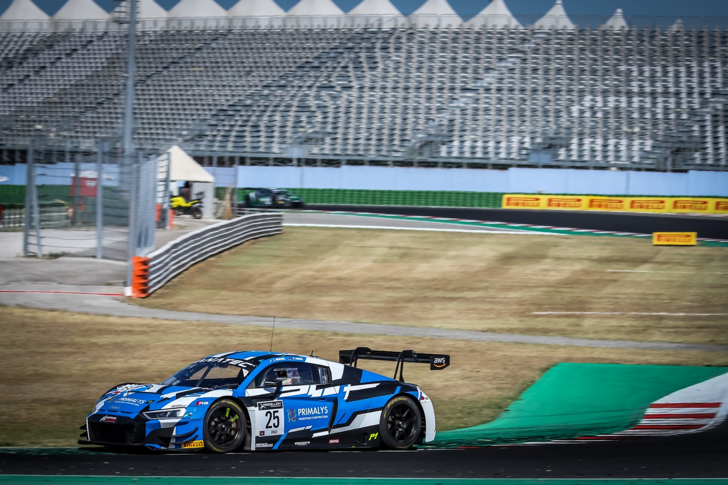 Haase flies for Saintéloc Racing as Audi continues strong Misano form in pre-qualifying