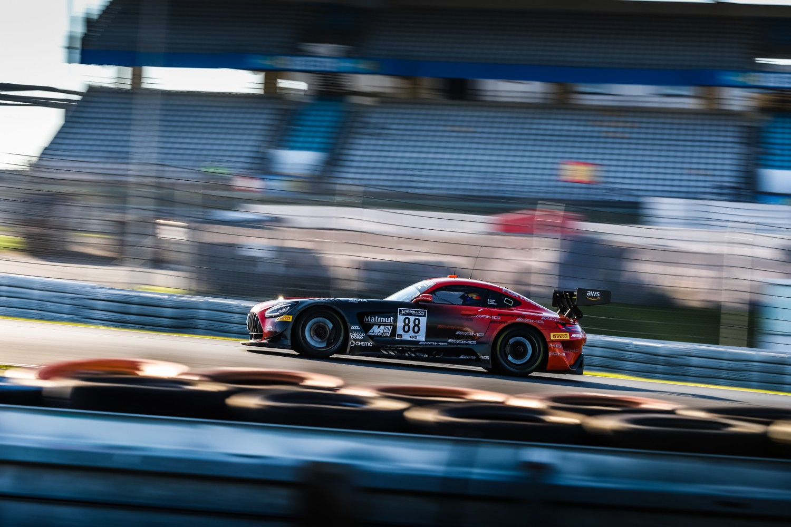 Gounon puts AKKA ASP on top as Mercedes-AMG runners dominate Nürburgring practice