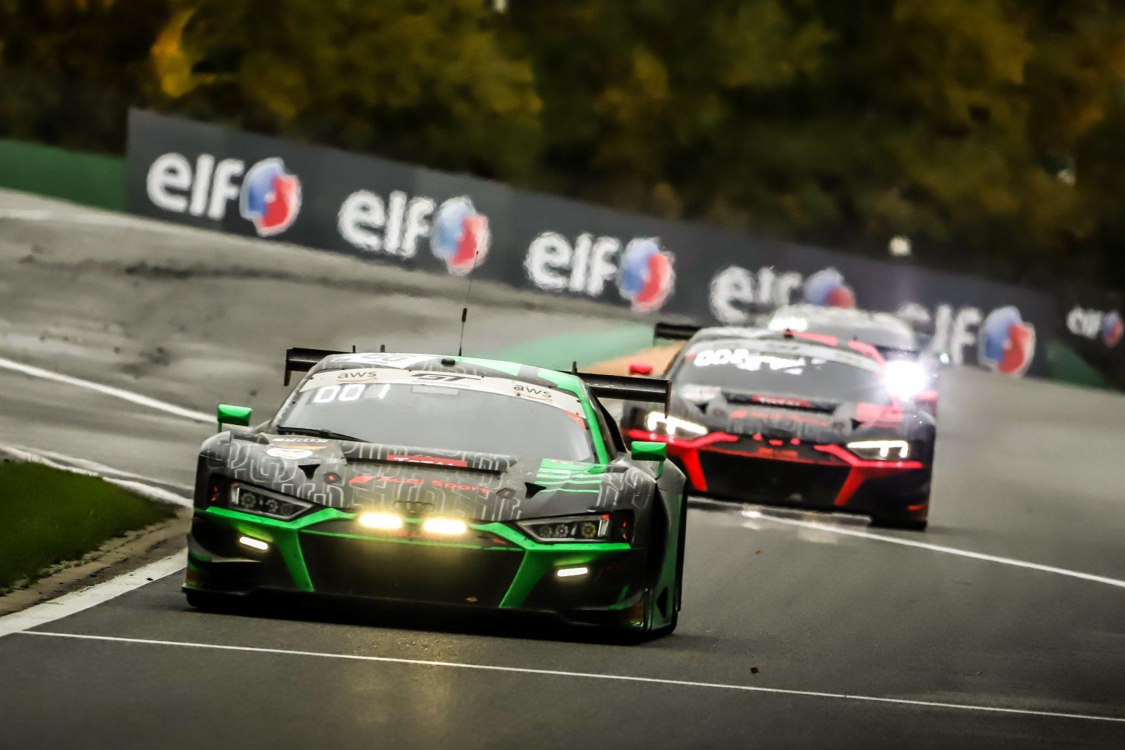 Audi Sport confirms drivers for 2021 season