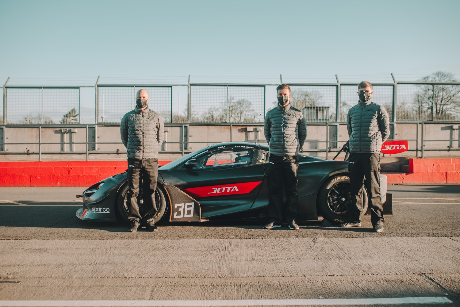 JOTA to contest Fanatec GT World Challenge Europe Powered by AWS with 720S GT3 and all-McLaren Factory Driver line-up