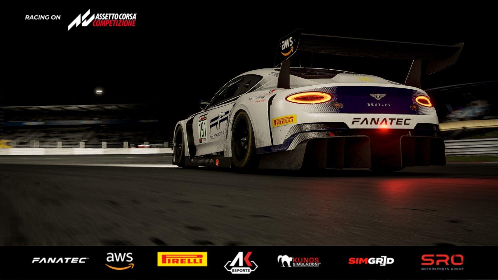 ESPORTS: Racing Line Motorsport secures sensational comeback victory in Endurance Series thriller at the Nürburgring
