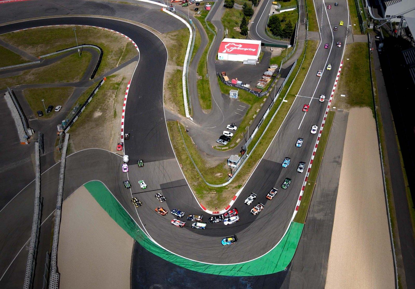 The Weekend Roundup: Nürburgring